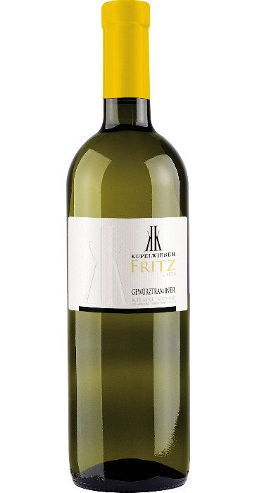 Kupelwieser Gewürztraminer 2012 Alto Adige DOC