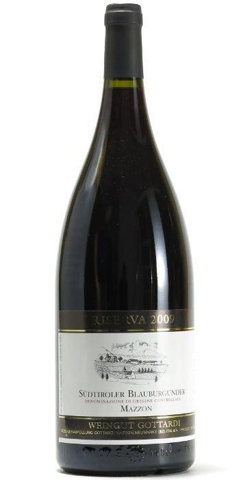 Gottardi Pinot Nero Mazzon Riserva Magnum 2009 Alto Adige DOC