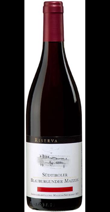 Gottardi Pinot Nero Riserva 2009 Alto Adige DOC