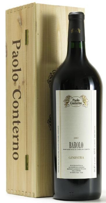 Paolo Conterno Ginestra Magnum 2007 Barolo DOCG