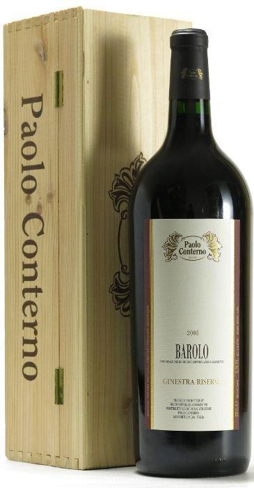 Paolo Conterno Riserva Ginestra Magnum 2005 Barolo DOCG