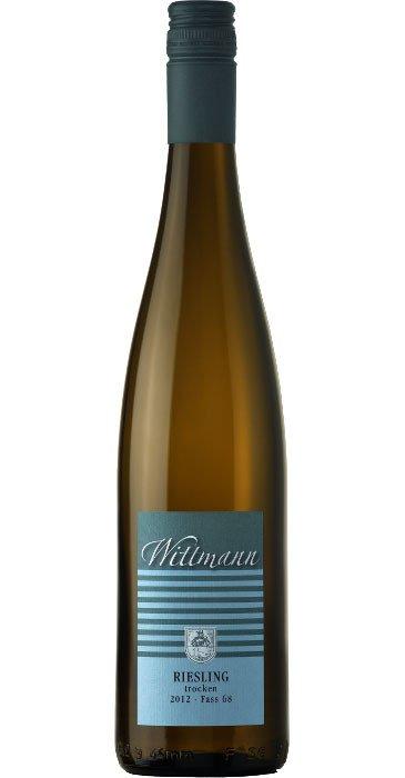 Wittmann Riesling Faß 68 trocken 2015 Deutscher Qualitätswein
