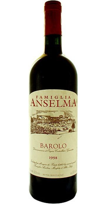 Famiglia Anselma Barolo 1999 Barolo DOCG