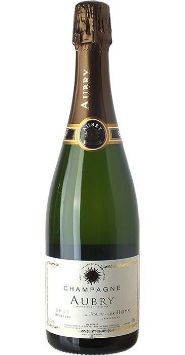 Aubry Champagne brut Magnum Champagne Premier Cru