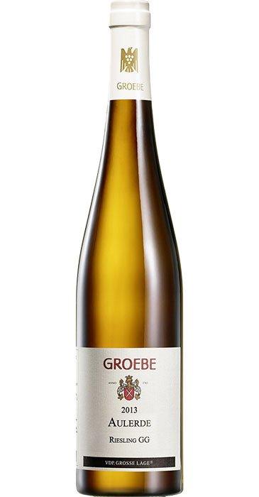 Groebe Aulerde Westhofen Riesling GG 2011 Deutscher Qualitätswein