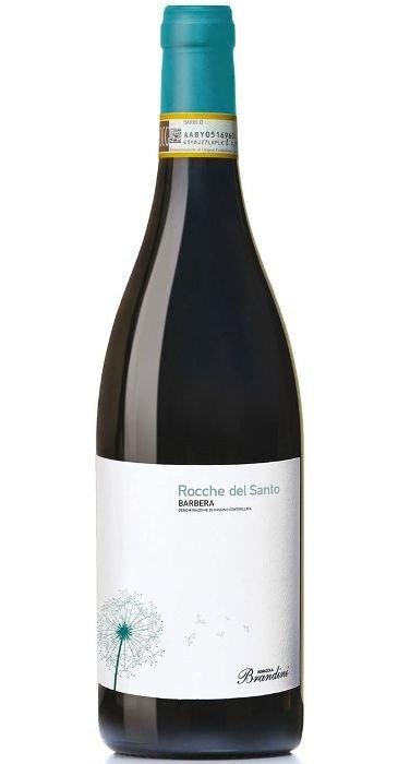 Agricola Brandini Rocche del Santo 2015 Barbera d'Alba superiore DOCG