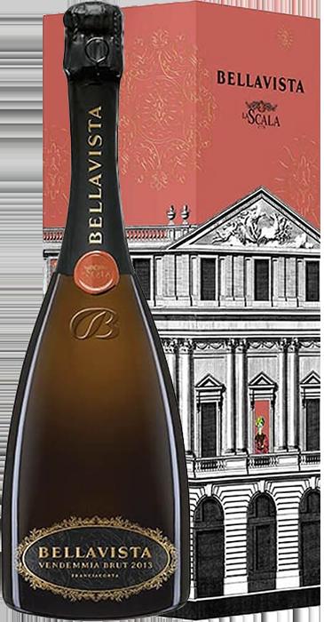 Bellavista Alma Gran Cuvée brut Franciacorta DOCG