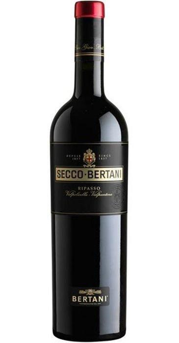 Bertani Secco Ripasso 2012 Valpolicella Valpantena doc
