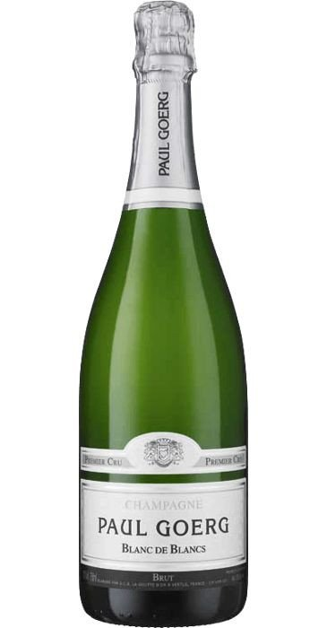 Paul Goerg Champagne Blanc de Blancs Brut Champagne Premier Cru
