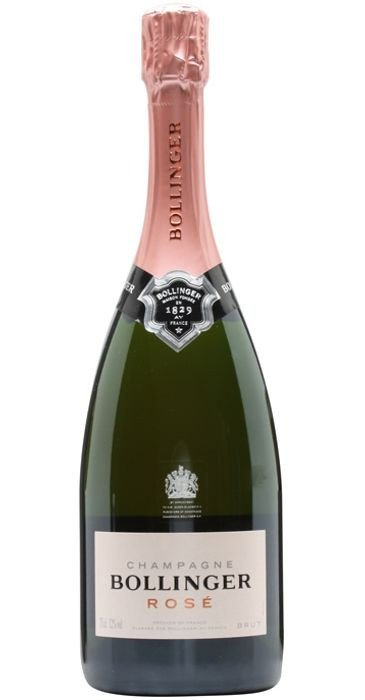 Bollinger Champagne Rosé Brut Champagne AOC