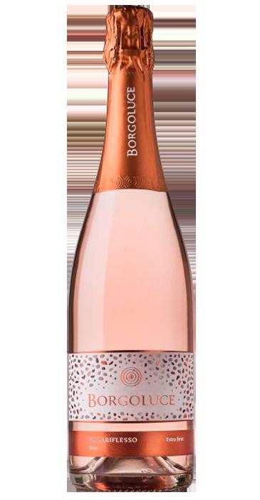 Borgoluce Rosariflesso Vino Spumante  Extra Brut