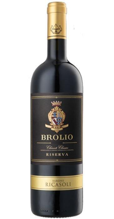 Barone Ricasoli Brolio 2012 Chianti Classico Riserva DOCG