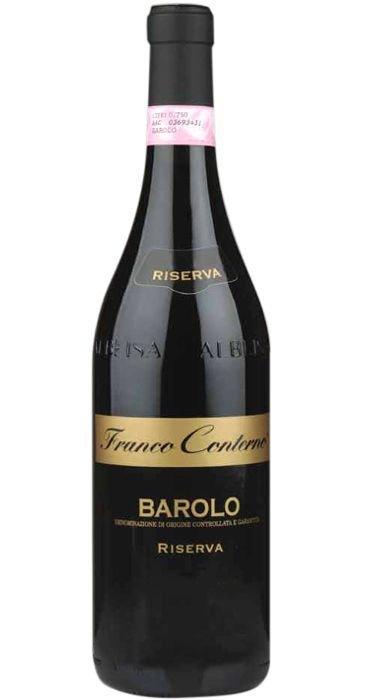 Franco Conterno Barolo Bussia Riserva 2012 Barolo DOCG
