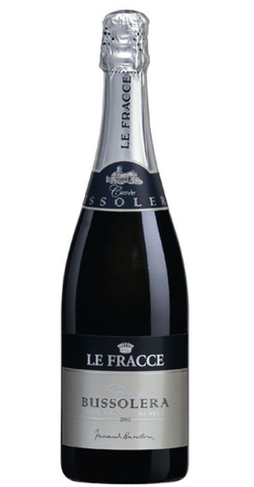 Le Fracce Cuvée Bussolera 2010 Extra Brut Pinot Nero DOC