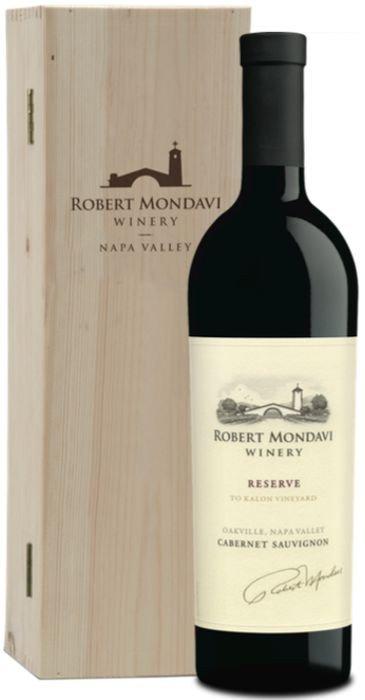 Robert Mondavi Cabernet Sauvignon  Reserve 2012 Napa Valley