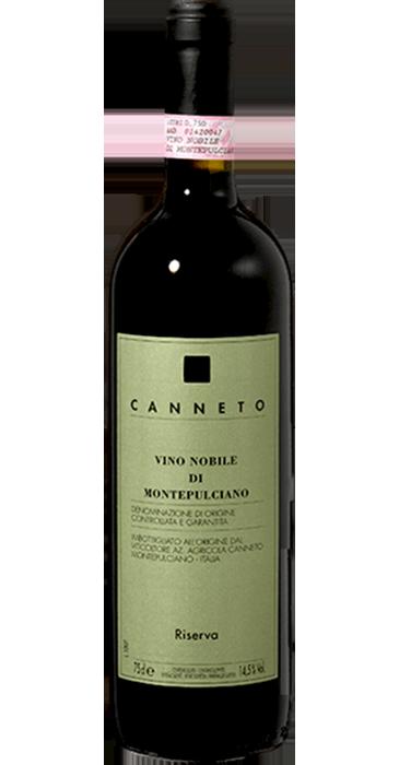 Canneto Vino Nobile di Montepulciano Riserva 2015 Vino Nobile di Montepulciano Riserva  DOCG