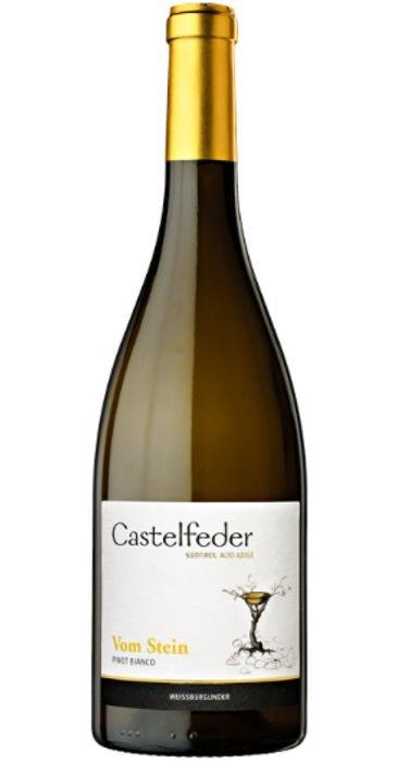 Castelfeder Pinot Bianco Vom Stein 2014 Alto Adige DOC