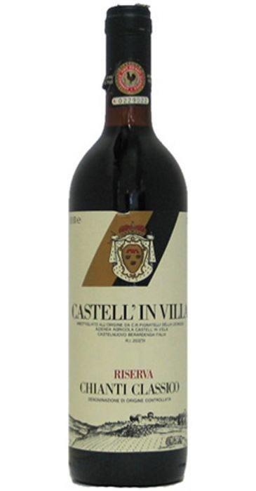 Castell'In Villa Chianti Classico Riserva Magnum 1995 Chianti Classico Riserva DOCG