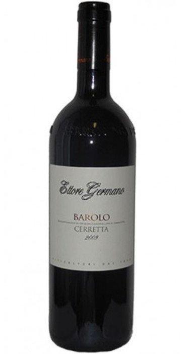 Ettore Germano Barolo Cerretta 2011 BAROLO DOCG