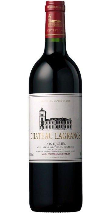 Château Lagrange  Château Lagrange 2011 Saint Julien