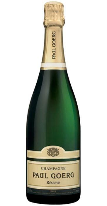 Paul Goerg  Champagne Brut Reserve Champagne AOC