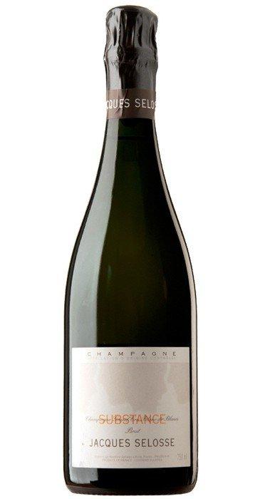 Jacques Selosse Champagne  Blanc de Blancs Substance Metodo Soléra  Champagne Grand Cru