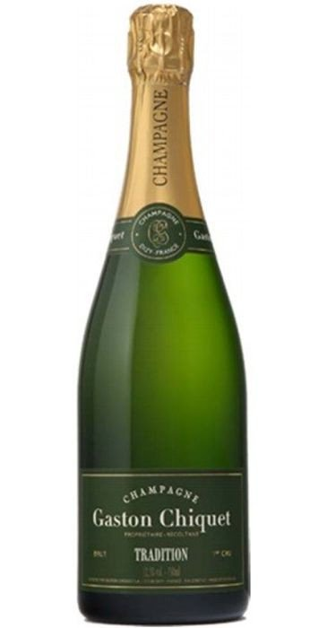 Gaston Chiquet Champagne Tradition brut Champagne Premier Cru