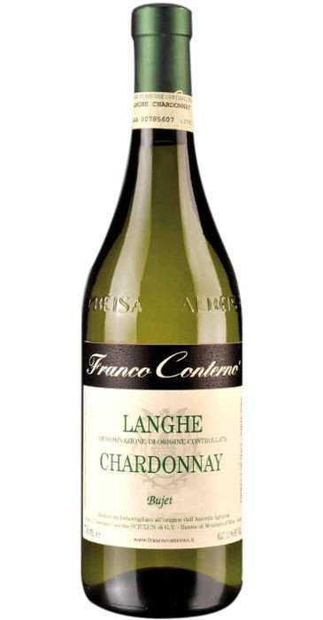 Franco Conterno Bujet  2014 Langhe Chardonnay DOC