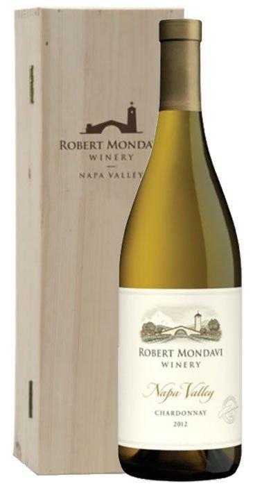 Robert Mondavi Chardonnay  2012 Napa Valley