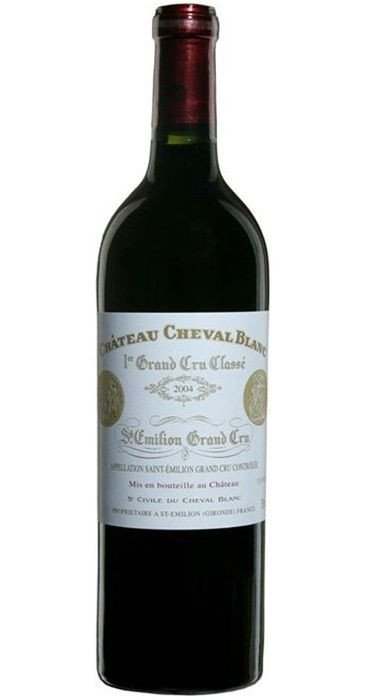 Château Cheval Blanc Château Cheval Blanc 2004 Saint-Emilion AOC