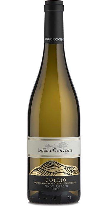 Borgo Conventi Pinot Grigio 2016 Collio DOC