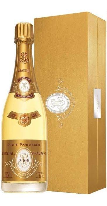 Louis Roederer Cristal Brut 2004 Champagne AOC