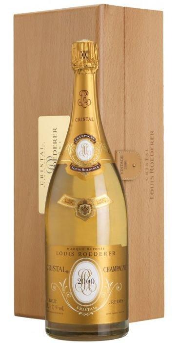 Louis Roederer Cristal Brut Magnum 2004 Champagne AOC