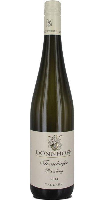 Dönnhoff Riesling Tonschiefer trocken 2014 Deutscher Qualitätswein