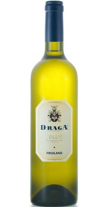 Draga Friulano 2016 Collio DOC