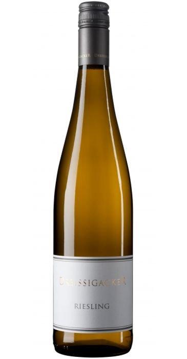Dreissigacker Riesling Trocken 2015 Deutscher Qualitätswein