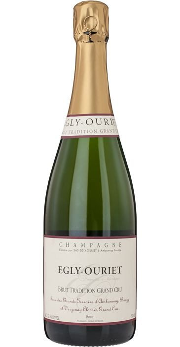 Egly-Ouriet Champagne Tradition brut  Champagne Grand Cru