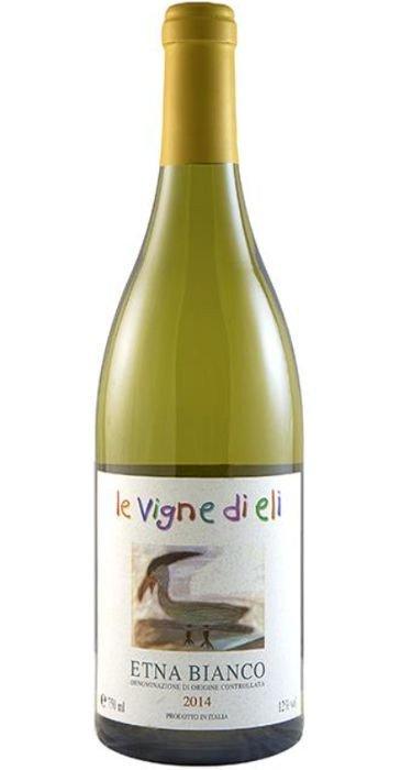 Le vigne di Eli Etna bianco 2014 Etna bianco DOC