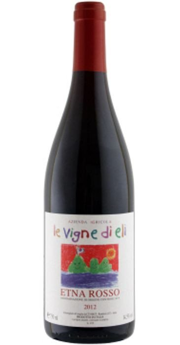 Le vigne di Eli Etna rosso 2014 Etna Rosso DOC