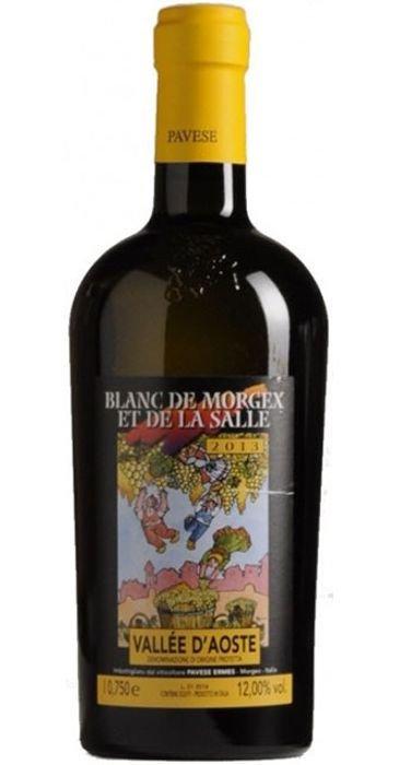 Ermes Pavese Blanc de Morgex et La Salle 2015 Vallee d'Aoste DOP