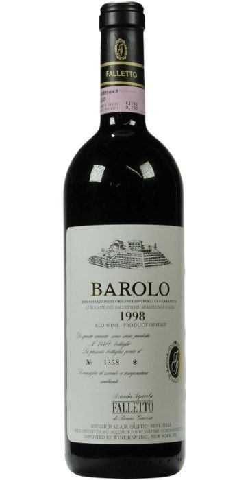 Bruno Giacosa Barolo Falletto 1997 BAROLO DOCG