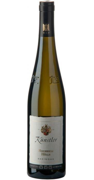 Künstler Riesling Hochheimer Kirchenstück GG trocken 2012 Kabinett trocken, Deutscher Qualitätswein