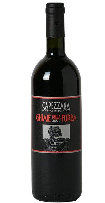 Capezzana Ghiaie della Furba 2012 Toscana IGT