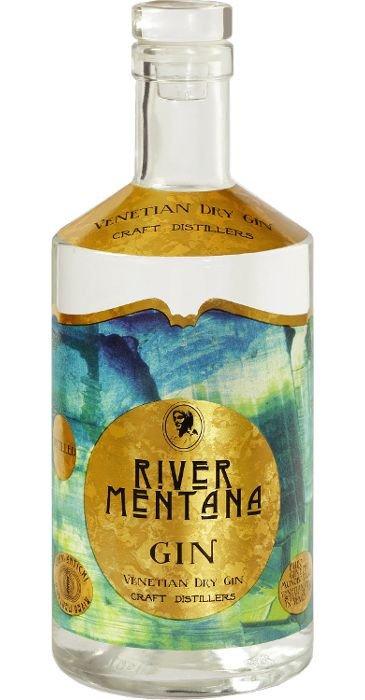 Gin River Mentana Venetian Dry Gin