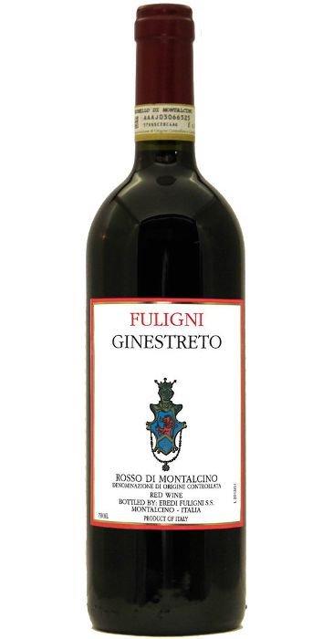 Eredi Fuligni Ginestreto 2014 Rosso di Montalcino DOC