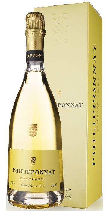 Philipponnat Champagne GRAND BLANC blanc de blancs 2007 Champagne AOC