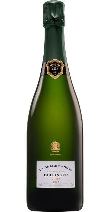 Bollinger Champagne La Grande Année 2007 Champagne AOC