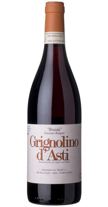 Braida Giacomo Bologna Grignolino 2013 Grignolino d'Asti DOC
