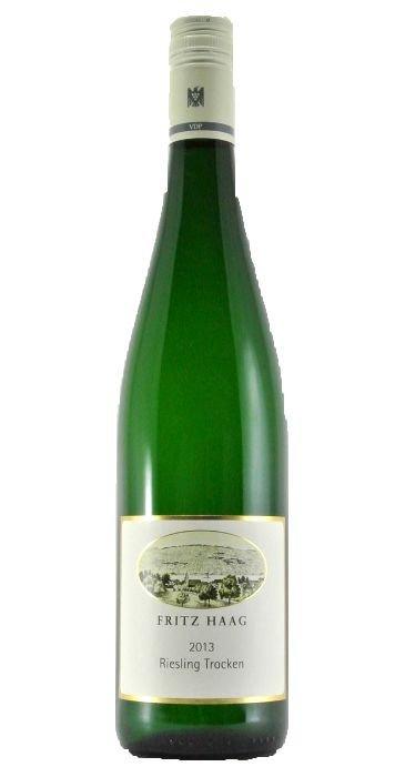 Haag Riesling Trocken 2015 Deutscher Qualitätswein
