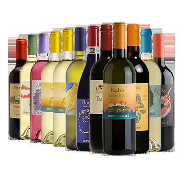 I vini di Donnafugata